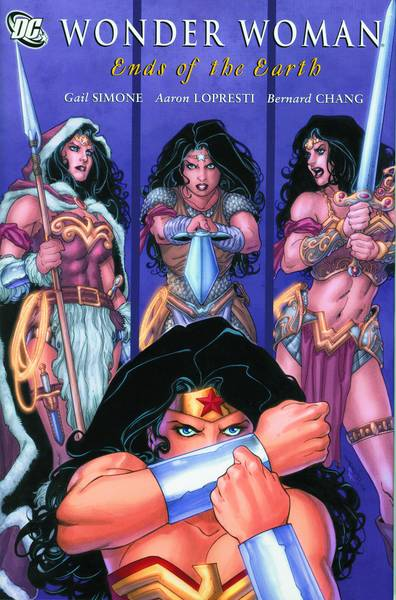 WONDER WOMAN ENDS OF THE EARTH TP