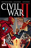 Civil War II (7-issue mini-series)