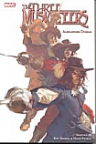 MARVEL ILLUSTRATED THREE MUSKETEERS PREM HC