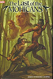 MARVEL ILLUSTRATED LAST OF THE MOHICANS HC