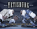 Yetisburg: Titanic Battles In World History Volume 1 Card Game