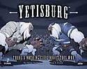 Yetisburg: Titanic Battles In World History Volume 1 Card Game