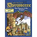 Carcassonne Princess & Dragon Expansion