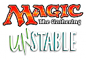 Magic Unstable Booster Draft (Friday 11/23, at 1:00 pm)