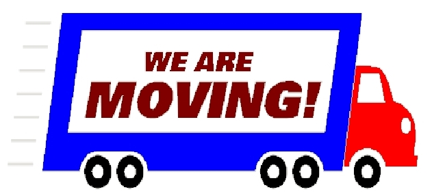 Spandex City is moving!